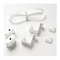 Accesorii contra pendulare Easyfix, pentru storuri Mini, plastic, alb, set