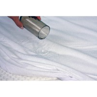 Cearceaf impermeabil de pat 70 x 140 cm
