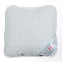 Perna pentru dormit, hipoalergenica, poliester + microfibra, alba, 40 x 40 cm