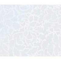 Autocolant vitraliu Gekkofix 10397, frunze, transparent, 0.675 x 15 m
