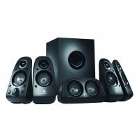 Sistem audio Logitech Z506 980-000431, 5 + 1, 75 W, control bass dedicat, negru