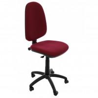 Scaun birou ergonomic Golf, rotativ, stofa C29, grena