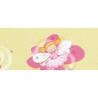 Autocolant pentru camera copii Gekkofix Fairy 11673, multicolor, 0.45 x 15 m