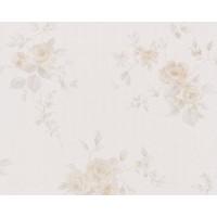Tapet hartie, model floral, AS Creation Romantica 978318, 10 x 0.53 m
