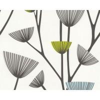 Tapet vlies, model frunze, AS Creation Schoner Wohnen 4 269218, 10 x 0.53 m