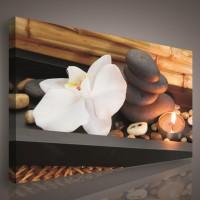 Tablou PP 12801, compozitie, canvas, 75 x 100 cm