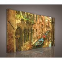 Tablou PP15101, Venetia, canvas, 75 x 100 cm