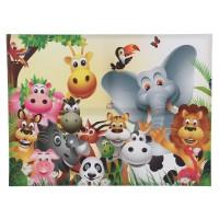 Tablou PP23501, animatie, canvas, 75 x 100 cm
