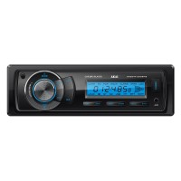 Radio MP3 player auto Akai CA004A-3258M3, 4 x 35 W, 1 DIN, USB, SD / MMC, Aux in, egalizator, reglaj sunet