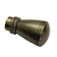 Cap galerie Chicago Siro, 20 mm, bronz 31379