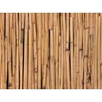 Autocolant decorativ, Gekkofix Bamboo 10242, maro, 0.45 x 15 m