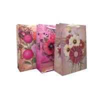 Punga pentru cadou, din hartie, 31 x 42 x 16 cm, diverse modele