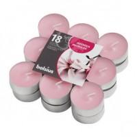 Lumanare tip pastila NKL9304, timp ardere 4 ore, aroma magnolie, set 18 bucati