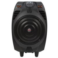 Boxa portabila activa Akai SS023A-X10, 50 W RMS, Bluetooth, USB, SD card reader, Aux in, microfon, telecomanda, neagra