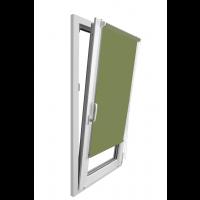 Stor Clemfix 46 x 160 cm verde LAR-K9