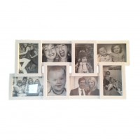 Rama foto, Love, colaj 6 poze, 50 x 38 x 3 cm