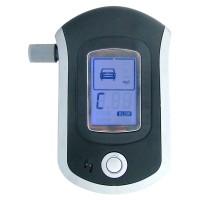 Detector de alcool PNI AT6000, afisaj LCD, senzor de alcool performant, raspuns rapid, alimentare baterii, 103 x 65 x 27 mm