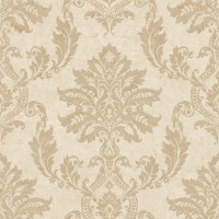 Tapet netesut, model floral, Grandeco Persian Chic PC2504 10 x 0.53 m