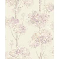 Tapet netesut, model floral, Grandeco Painterly PY3005 10 x 0.53 m