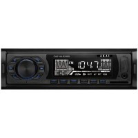 Radio MP3 player auto Akai CA014A-6246U, 4 x 7 W, 1 DIN, USB, SD / MMC, Aux in, egalizator, functie suport folder, functie de ceas