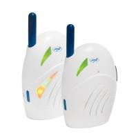 Audio baby monitor PNI B5000, alimentare baterii, acoperire 400 m, comunicare bidirectionala, tehnologie FHSS, functie VOX
