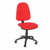 Scaun birou ergonomic Golf, rotativ, stofa C02, rosu