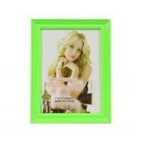 Rama foto D142, 13 x 18 cm, verde