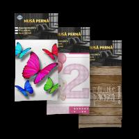 Husa pentru perna, Casablanca, poliester 100 %, diverse modele, 43 x 43 cm