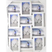 Rama foto, Family, colaj 12 poze, DZY169, alb / negru, plastic, 41 x 28.5 cm