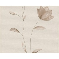 Tapet vlies, model floral, AS Creation Fioretto 2 957221, 10 x 0.53 m