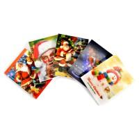 Carnetel cu efect 3D, 40 file, diverse modele
