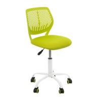 Scaun birou operational Carnation, rotativ, mesh, verde