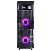 Sistem audio DJ Mixer Rocky Party, Meister Hausgerate HRH-NX5310, 1 boxa activa, 650 W, Bluetooth, USB, radio FM, intrare microfon, functie karaoke profesionist, efecte DJ Pro, lumini pentru petrecere RGB, telecomanda