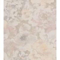 Tapet fibra textila, model floral, Rasch Florentine 455656, 10 x 0.53 m
