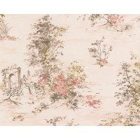 Tapet vlies, model floral, AS Creation Romantica 3 304292, 10 x 0.53 m