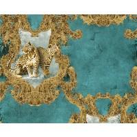 Tapet vlies, model animale, AS Creation Hermitage 10 335435, 10 x 0.53 m