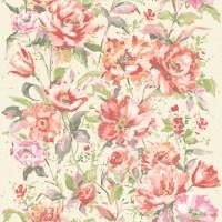 Tapet vlies, model floral, Grandeco Fiore FO3002 10 x 0.53 m