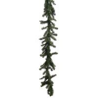 Ghirlanda Craciun, verde, 200 varfuri, D 20 cm, 2.75 m