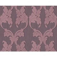 Tapet vlies, model floral, AS Creation Tessuto 956285, 10 x 0.53 m