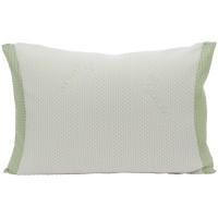 Perna pentru dormit Dormeo Eucalyptus microfibre avansate Wellsleep + fibre naturale Tencel verde 50 x 70 cm