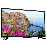 Televizor LED Utok U43FHD2, diagonala 109 cm, Full HD, negru