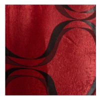 Draperie SN Deco, BKJ 1450/25, blackout, rosu, semiopac, H 280 cm