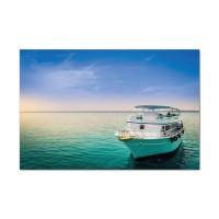 Tablou PT2703, peisaj marin, canvas, 60 x 90 cm