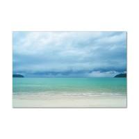 Tablou canvas PT2707, peisaj marin, panza, 60 x 90 cm