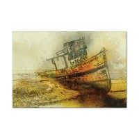Tablou PT2717, peisaj marin, canvas, 60 x 90 cm