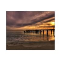 Tablou PT2750, peisaj marin, canvas, 20 x 25 cm