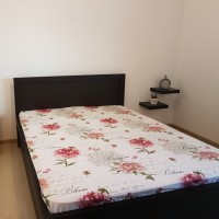 Cearceaf de pat, diverse culori, 140 x 200 cm