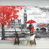 Fototapet duplex Londra 11471P4 254 x 184 cm