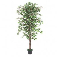Floare artificiala JWP092-1, ficus, 160 cm
