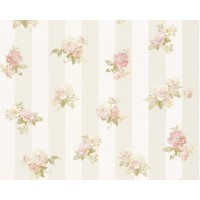 Tapet vlies, model floral, AS Creation Romantica 3 304471, 10 x 0.53 m